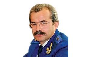 Бывший начальник организационно-инспекторского управления