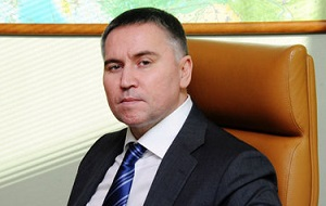 Начальник Департамента 121 ПАО «Газпром», генеральный директор ОАО «Красноярскгазпром»