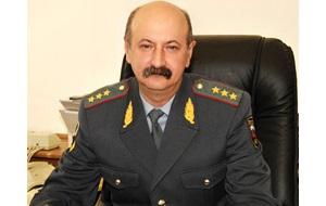 Российский государственный деятель, генерал-полковник полиции. Заместитель Министра внутренних дел Российской Федерации (с 4 сентября 2008 года по 29 мая 2012 года)