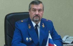 Руководитель Cледственного управления Следственного комитета прокуратуры Российской Федерации по Нижегородской области