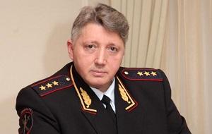 Бывший начальник ГУ МВД по Петербургу и Ленинградской области, бывший первый заместитель министра внутренних дел РФ (март 2008 года-июнь 2011 года), генерал-полковник полиции