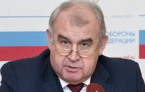 Бывший Первый заместитель Министра обороны России