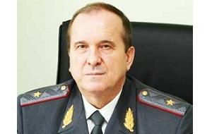 Бывший министр внутренних дел Бурятии