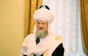 Советский и российский религиозный и общественный деятель, председатель Центрального духовного управления мусульман, Верховный муфтий России