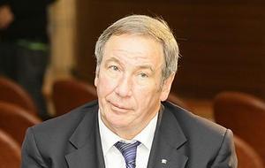 Российский теннисист и тренер, деятель советского и российского спорта