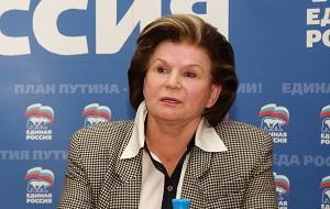 Советский космонавт, первая в мире женщина-космонавт (1963), Герой Советского Союза (1963). Лётчик-космонавт СССР № 6 (позывной — «Чайка»), 10-й космонавт мира. Единственная в мире женщина, совершившая космический полёт в одиночку