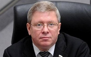 Российский политический деятель, член Совета Федерации от Правительства Республики Марий Эл