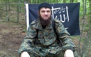 Чеченский сепаратист-исламист, террорист