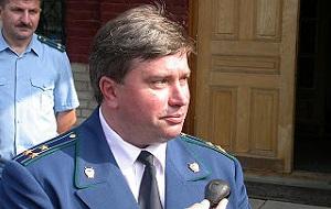 Бывший Прокурор Магаданской области