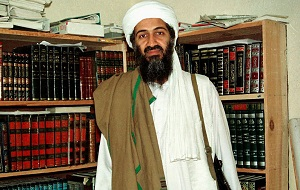 Основатель и первый эмир международной школы исламистской террористической организации «Аль-Каида», взявшей на себя ответственность за теракты 11 сентября 2001 года и взрывы посольств США в Африке в 1998 году, как и за ряд других атак на военные и гражданские цели по всему миру