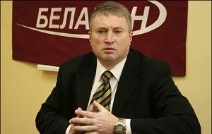 Белорусский политик, кандидат на должность Президента Республики Беларусь на выборах 2010 года.
