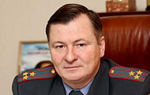 Бывший начальник управления ГИБДД Кировской области