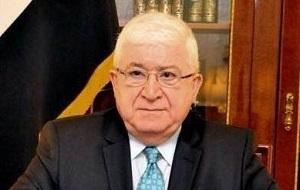 Иракский и курдский политический деятель, первый премьер-министр Иракского Курдистана с 4 июля 1992 по 26 апреля 1994 года, седьмой президент Ирака с 24 июля 2014 года.