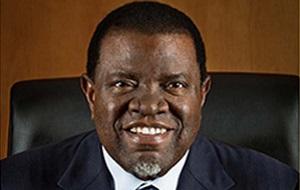 Намибийский политический и государственный деятель. Президент Намибии, дважды до президентства занимал пост премьер-министра Намибии.