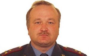 Бывший начальник отдела внутренних дел города Верхняя Пышма в Свердловской области
