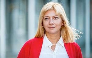 Белорусская оппозиционная журналистка