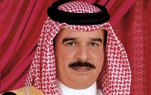 Эмир Бахрейна под именем Хамад II (1999—2002), первый король Бахрейна (с 2002)