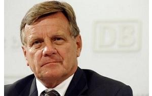 Бывший председатель правления Deutsche Bahn