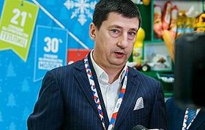 Владелец торгового дома «Риф» и компании «Промэкспедиция».