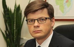 Заместитель Министра природных ресурсов и экологии РФ