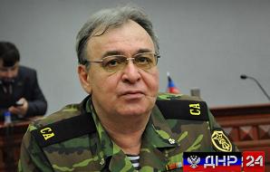 Министр по информации и массовым коммуникациям ДНР
