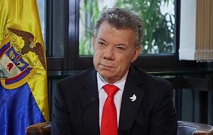 Президент Колумбии с 7 августа 2010 года, бывший министр национальной обороны Колумбии. Лауреат Нобелевской премии мира 2016 года