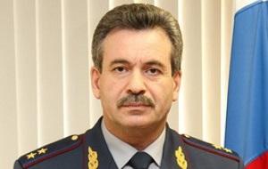Замдиректора ФСИН РФ