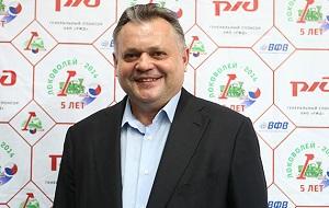 Вице-президент РЖД, Бывший Начальник Западно-Сибирской железной дороги, бывший первый замминистра путей сообщения
