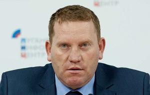 Премьер министр Луганской народной республики