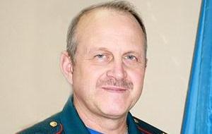 Бывший Начальник Главного управления МЧС России по Калининградской области