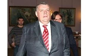 Вице-президент «Инкредбанка», гендиректор хоккейного клуба «Спартак»