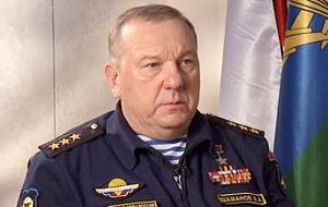 Командующий воздушно-десантными войсками РФ