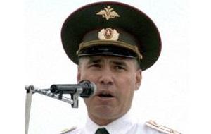 Бывший Командир войсковой части 34103