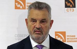 Генеральный директор ТМК, член Совета директоров российских заводов ТМК, Торгового дома ТМК, член Совета директоров АО Группа Синара.
