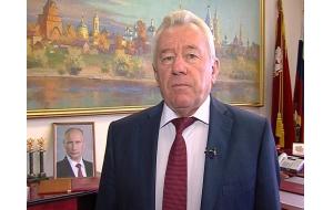 Первый руководитель администрации городского округа Коломна, первый глава городского округа Коломна, кандидат экономических наук. Член партии «Единая Россия» — получил партбилет на 7-й областной партконференции в середине декабря 2006.