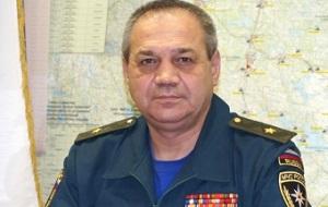 Начальник ГУ МЧС России по Республике Карелия