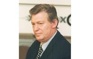 Российский политический и государственный деятель, в начале 1990-х годов — один из близких сподвижников Б. Н. Ельцина. Председатель Совета Федерации ФС РФ с 1994 по 1996 год