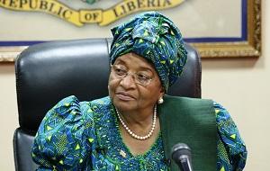 Политик и 24-й президент Либерии с 2006 года, лауреат Нобелевской премии мира за 2011 год совместно с Тавакуль Карман и Леймой Гбови «за ненасильственную борьбу за безопасность женщин и за права женщин на полноправное участие в построении мира»