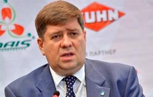 Украинский предприниматель, совладелец молочной компании «Милкиленд»