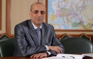 Российский государственный деятель, бизнесмен , меценат.