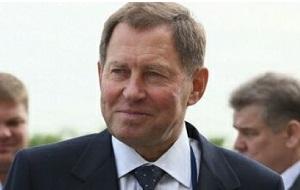 Президент Российского союза строителей (РСС), бывший губернатор Санкт-Петербурга