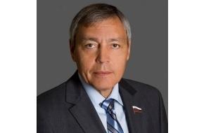 Член Совета Федерации с 2009 по 2012 годы, мэр Иркутска с 1997 по 2009 годы
