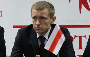 Белорусский политик, председатель Партии БНФ с 2009 г.