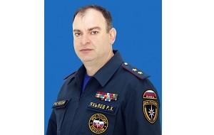 Начальник Главного управления МЧС России по Чеченской Республике