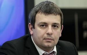 Заместитель министра связи и массовых коммуникаций Российской Федерации, бывший Директор Департамента инфраструктурных проектов Минкомсвязи