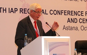 Президент Международной Ассоциации Прокуроров