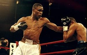 Бывший чемпион мира в полусреднем весе по версии WBA