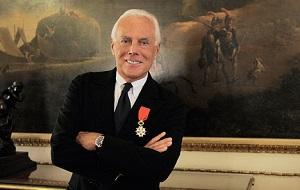 Итальянский модельер и предприниматель, основатель компании Armani, один из богатейших людей Италии
