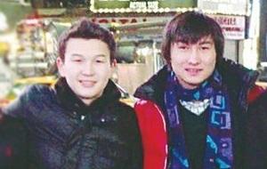 Казахстанские студенты, задержанные по делу о теракте в Бостоне