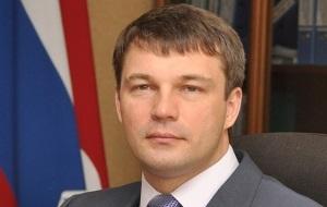 Российский государственный и политический деятель, председатель Законодательного Собрания Амурской области